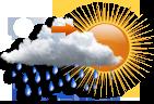 Nublado com Poss. de Chuva a Tarde
