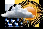 Nublado com Possibilidade de Chuva